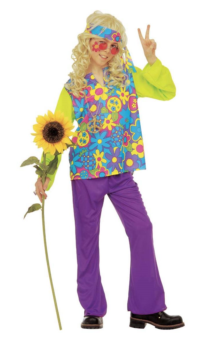 Costume-de-hippie-Enfant