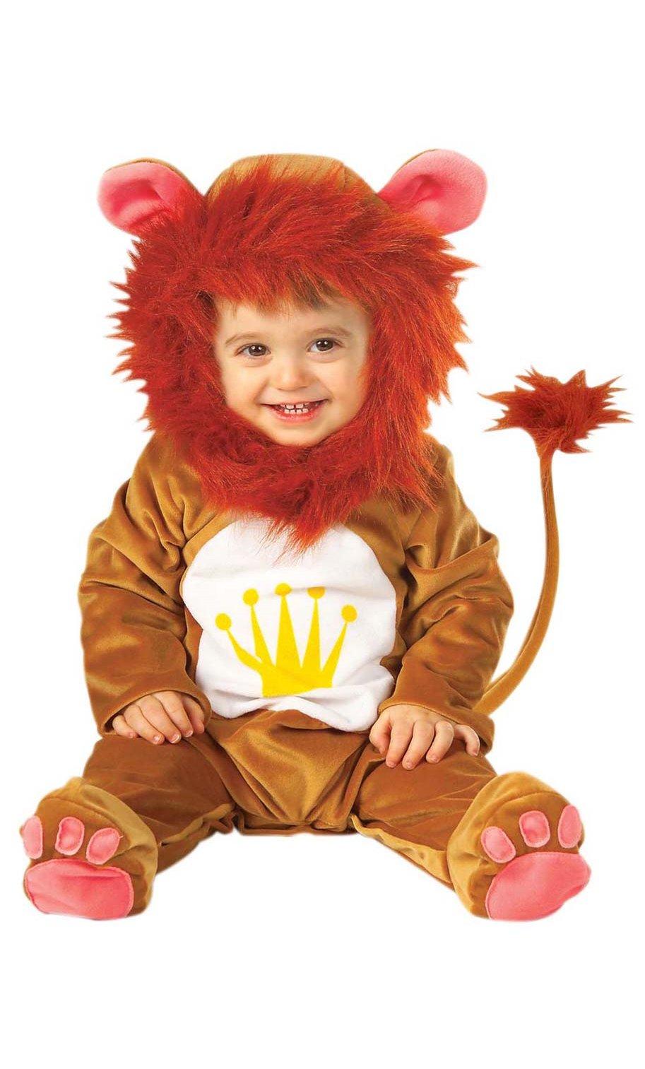 Costume-Lion-Bébé