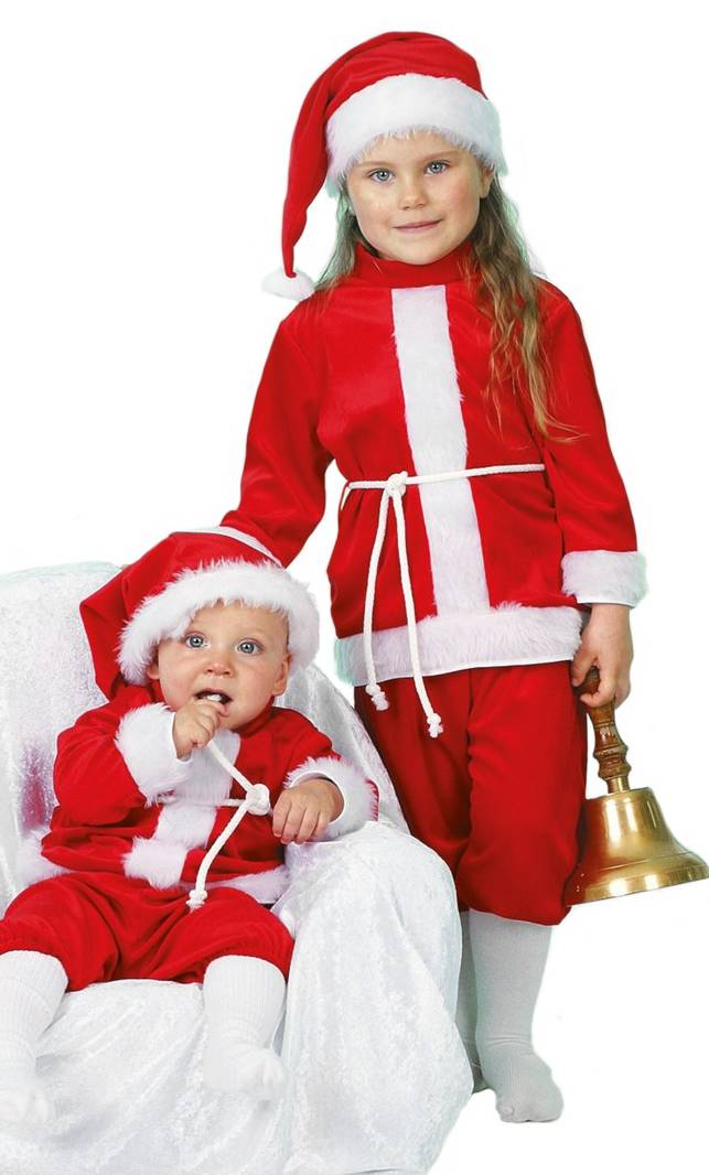 costume de p re no l pour enfant v69094. Black Bedroom Furniture Sets. Home Design Ideas