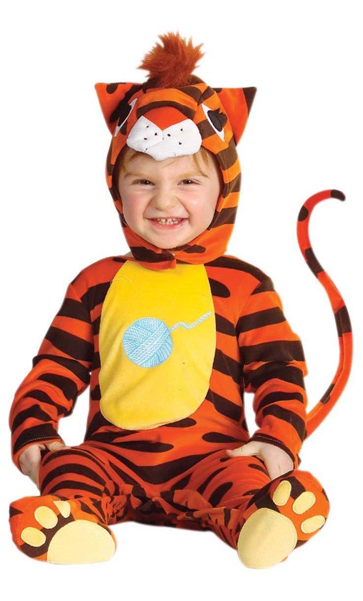 Costume-B�b�-Tigre
