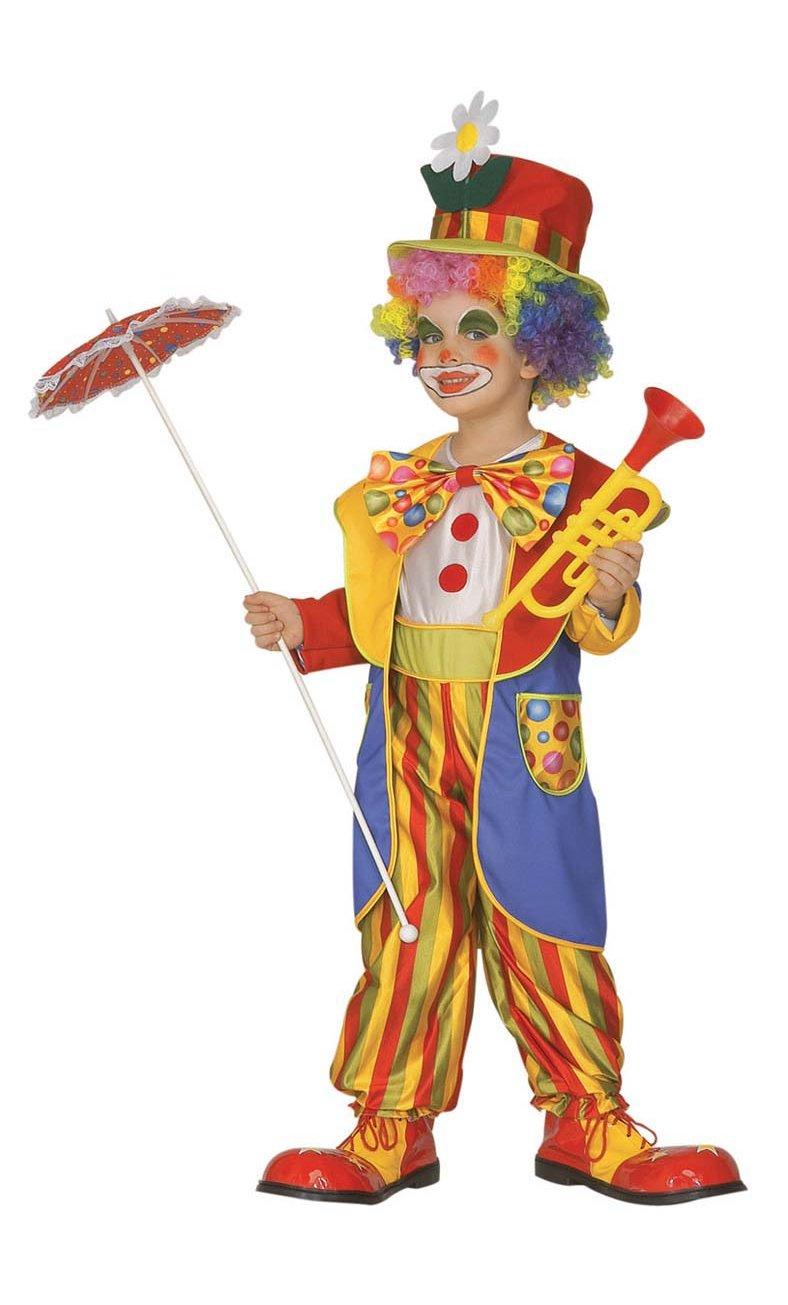 Costume-de-Clown-Enfant
