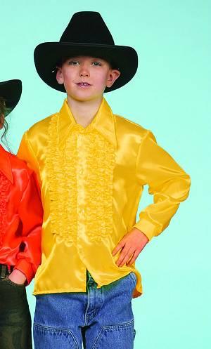 Chemise-Disco-jaune-E1