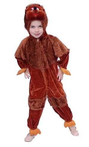 Costume-Hérisson