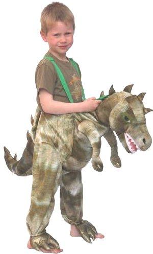 Costume-de-dinosaure-monter