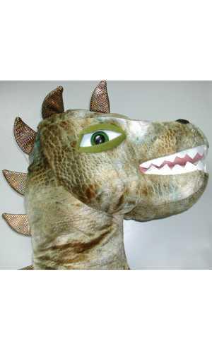 Costume-de-dinosaure-monter-2