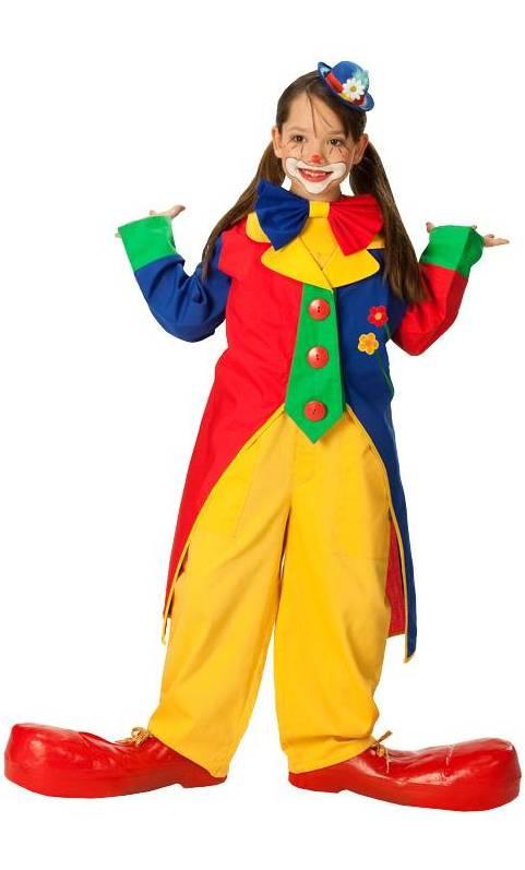 Veste-Clown-Enfant