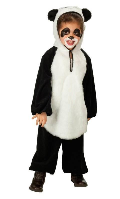 costume panda e2