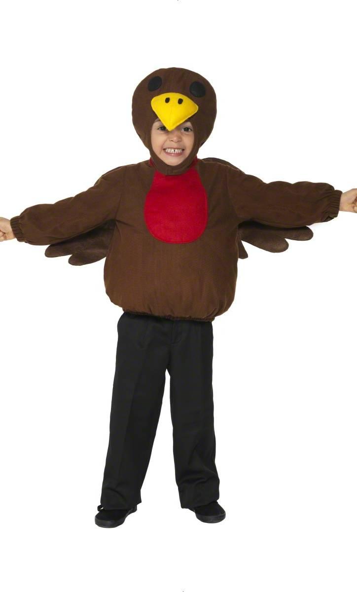 Préféré Costume oiseau rouge gorge e1-v69237 OX38