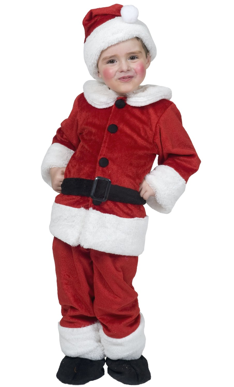 Costume-Père-Noël-pour-bébé