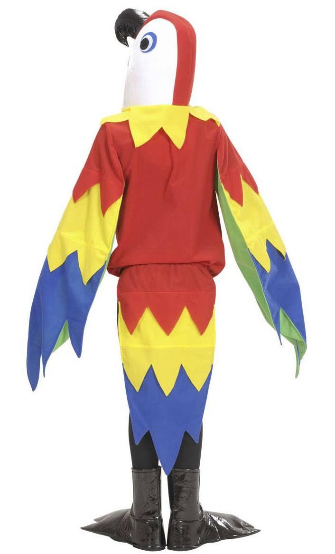 Extraordinaire Costume perroquet enfant-v69241 JL48