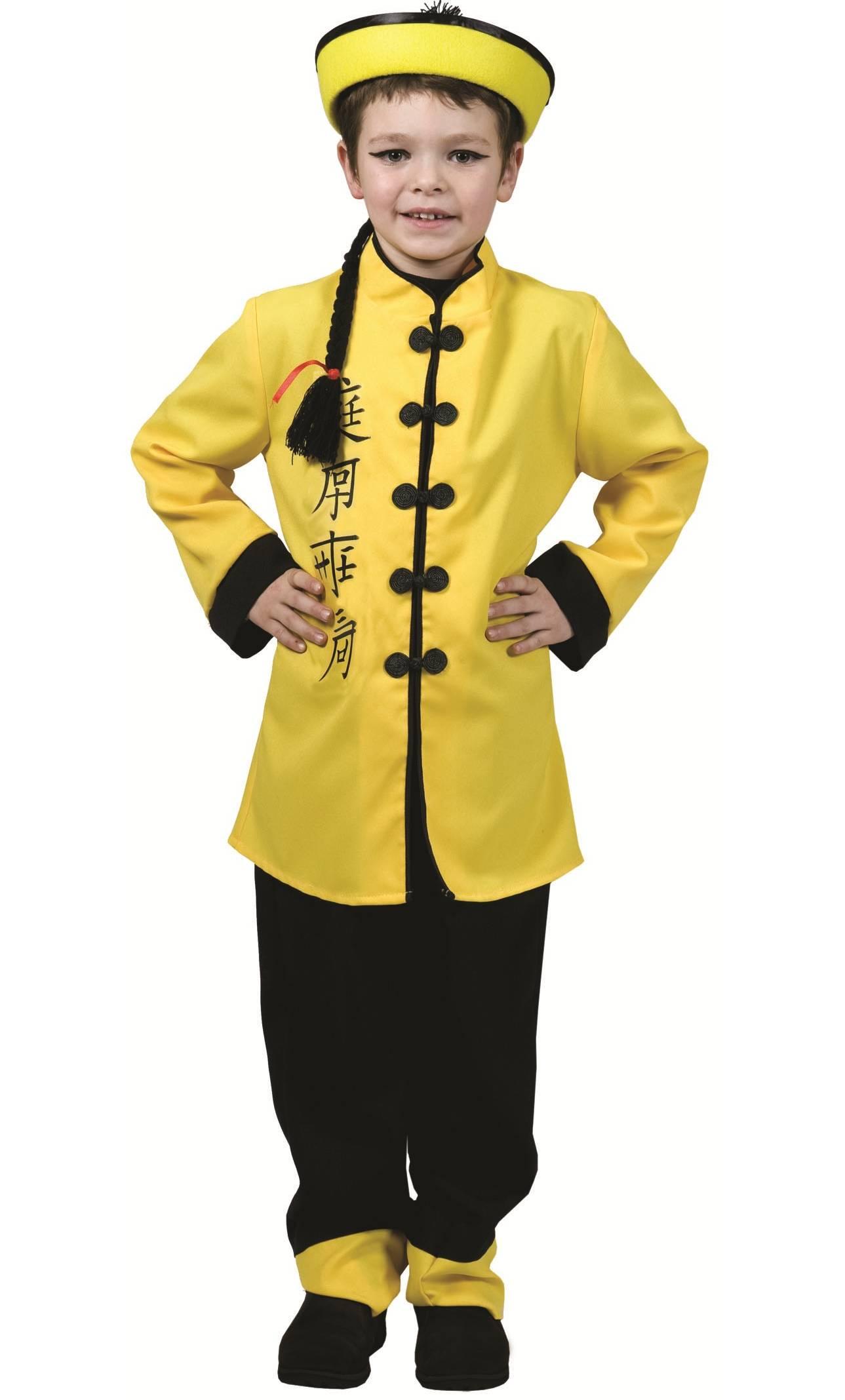 Costume-de-chinois