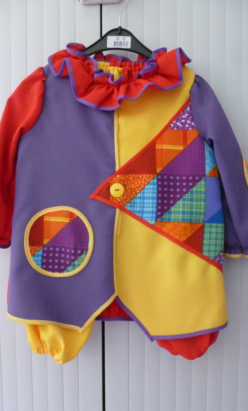 Costume-Clown-enfant-bébé-2