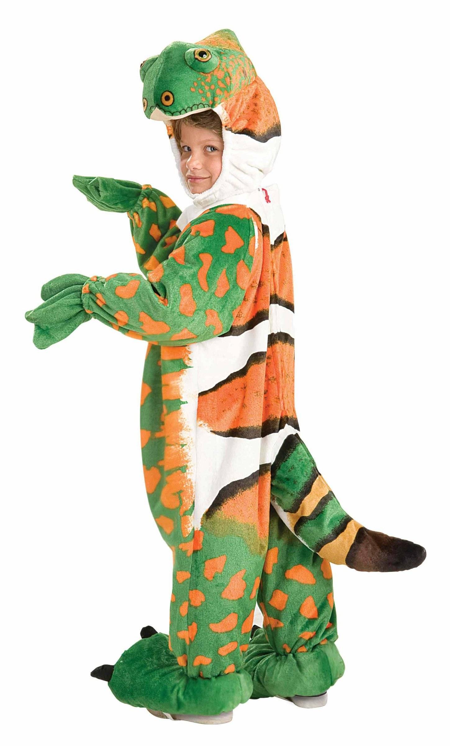Costume-Iguane-Lézard