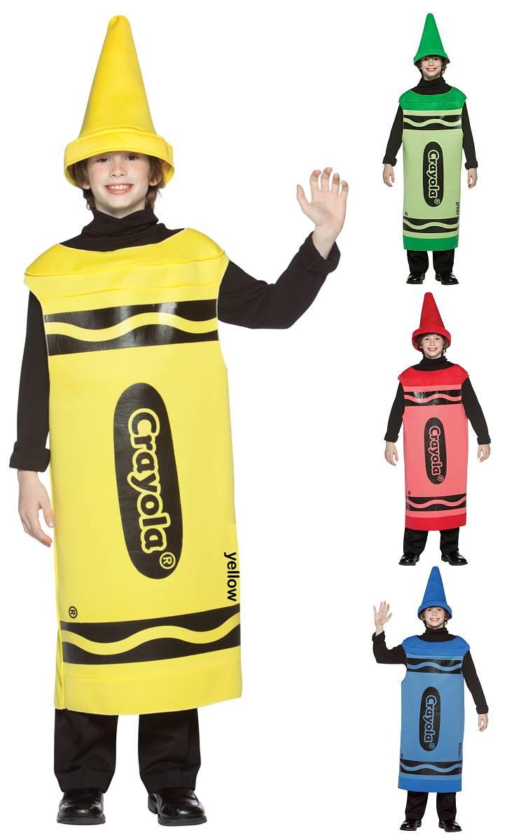 Costume-Crayon-de-couleur-Crayola-10A