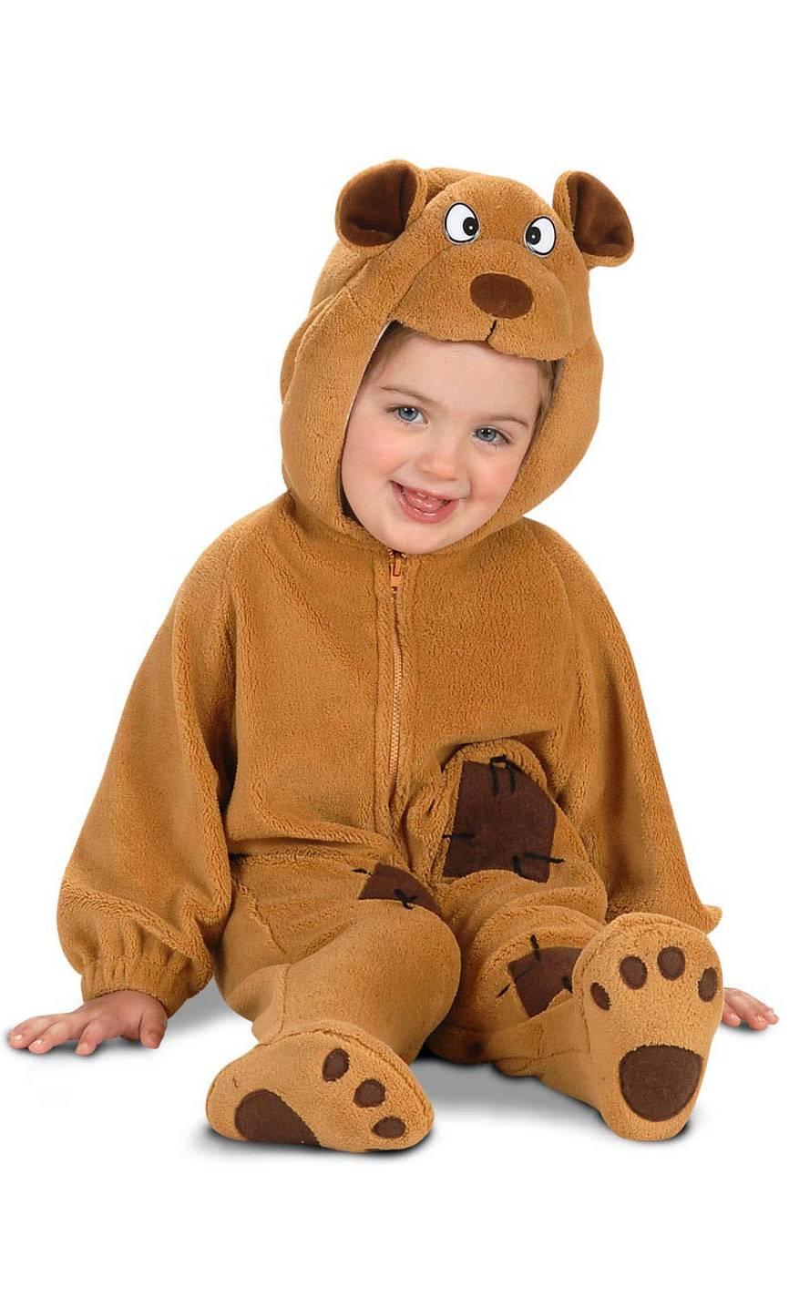 Déguisement-pour-bébé-2-ans-Ourson
