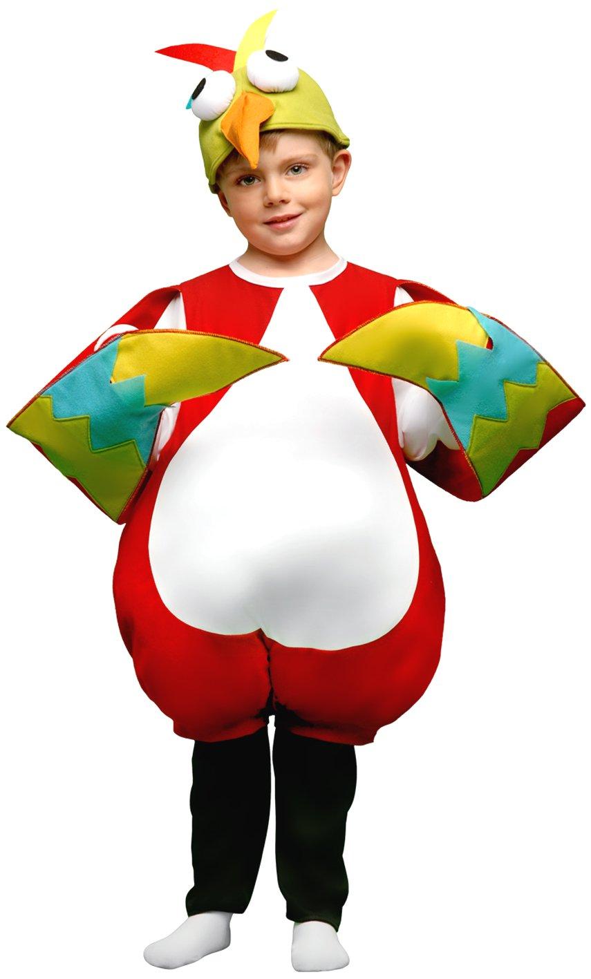 Complet Costume oiseau enfant-v69331 NA01