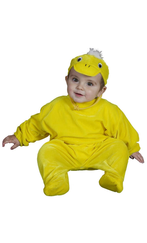 Costume-pour-bébé-12-mois-Canard