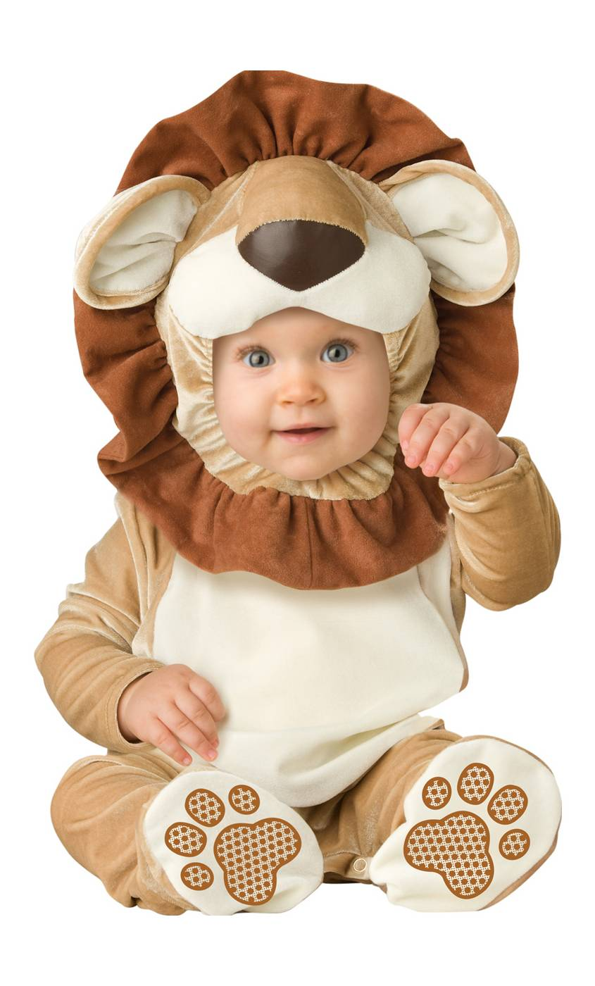 Costume-Lion-Bébé