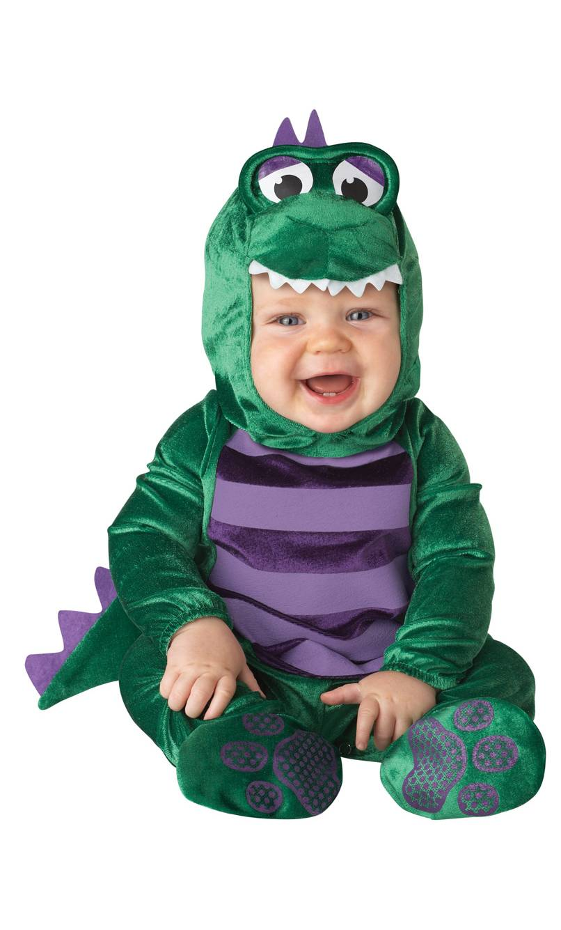 Costume-Dinosaure-Bébé