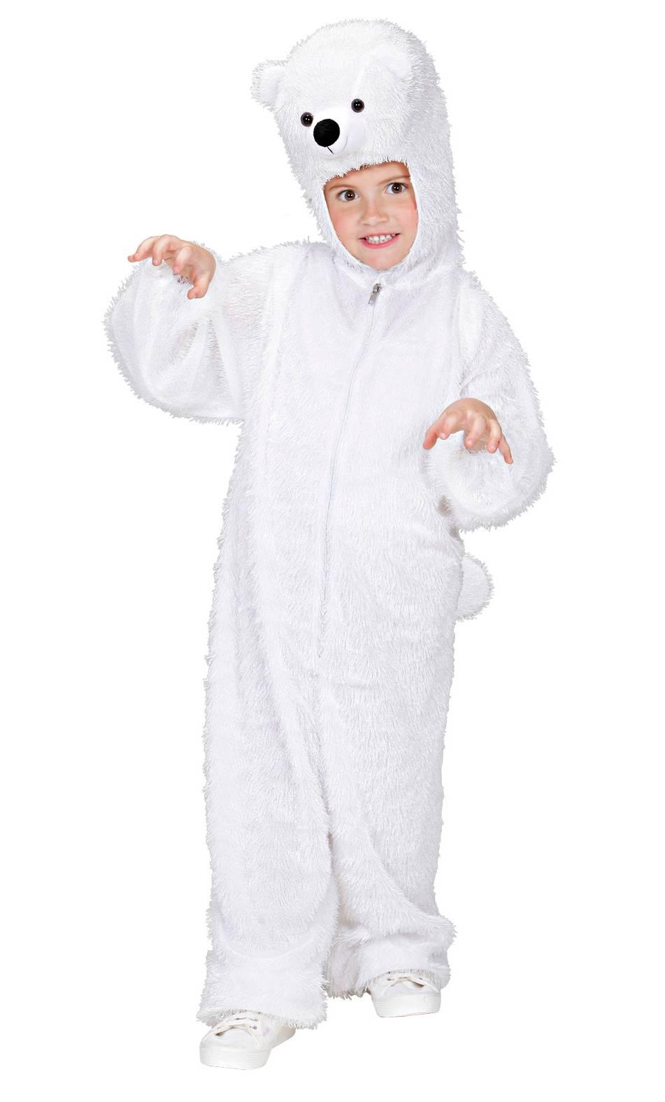 costume ours blanc enfant v69373. Black Bedroom Furniture Sets. Home Design Ideas