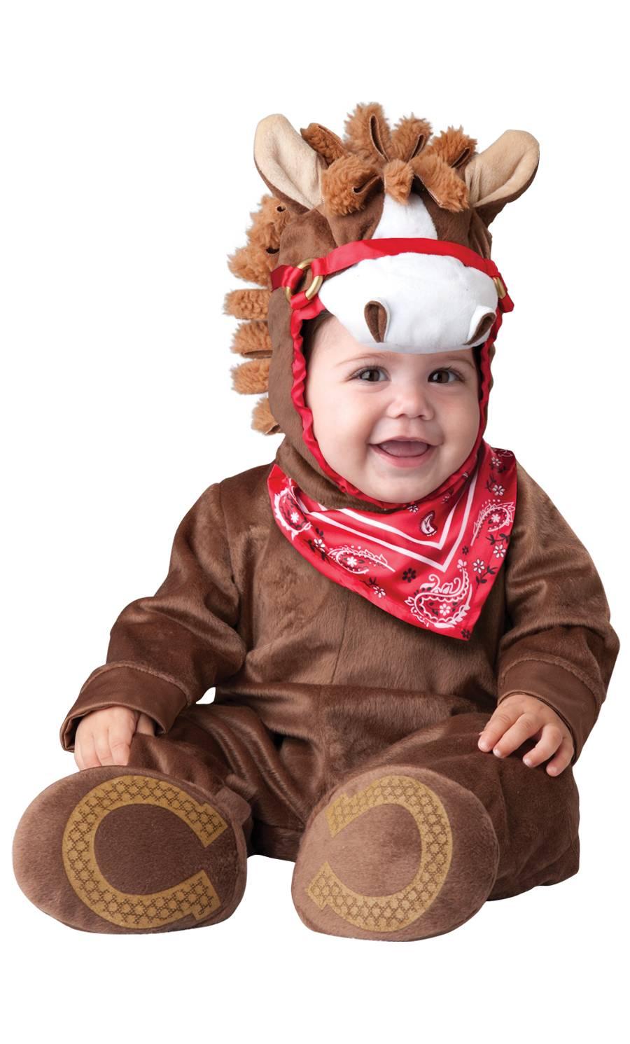 Costume-Bébé-Poney