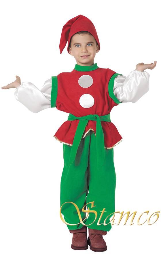 Costume-de-lutin-Noel-enfant
