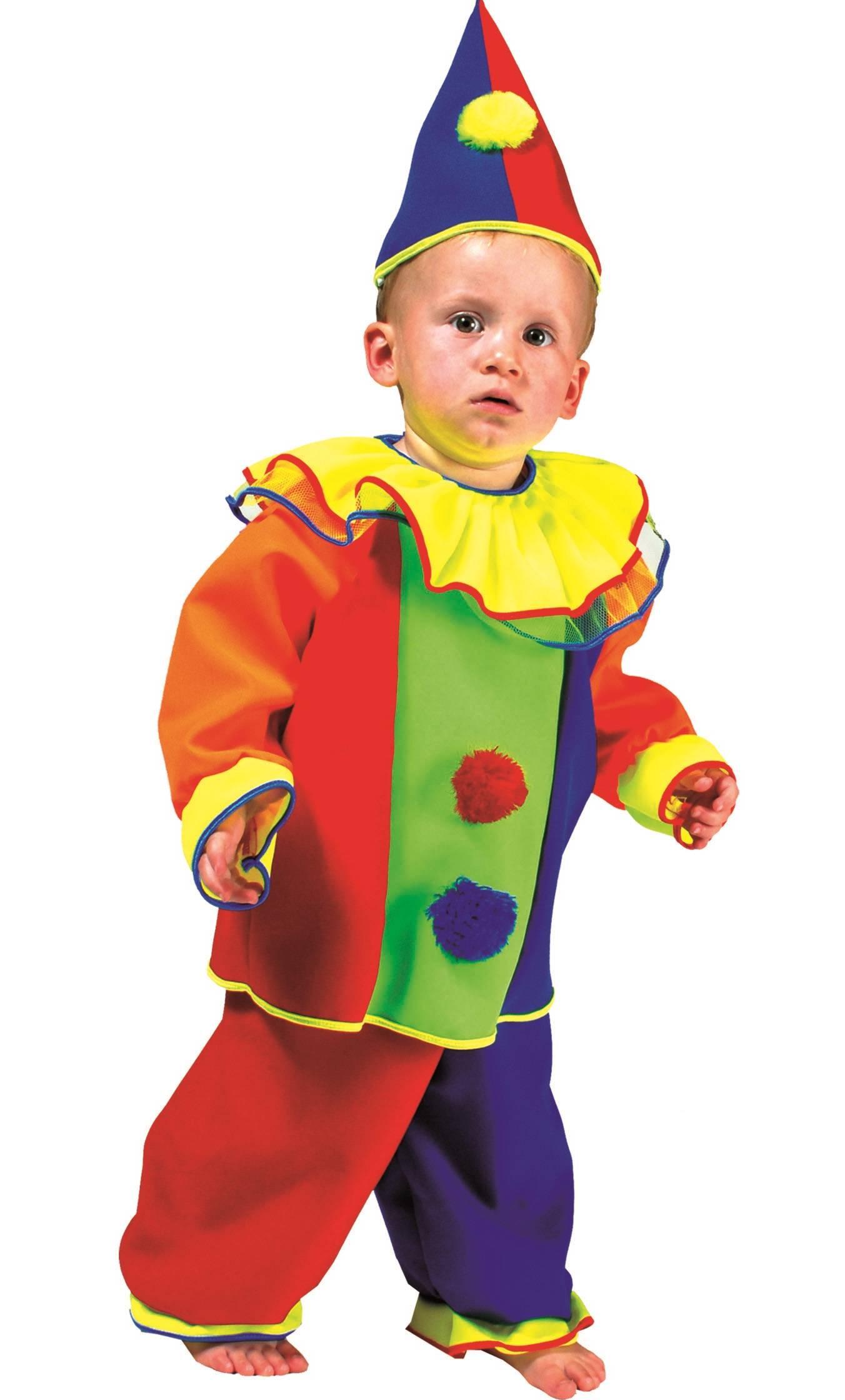 Déguisement-de-Clown-Enfant