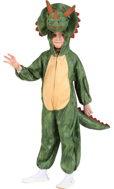 Déguisement-dinosaure