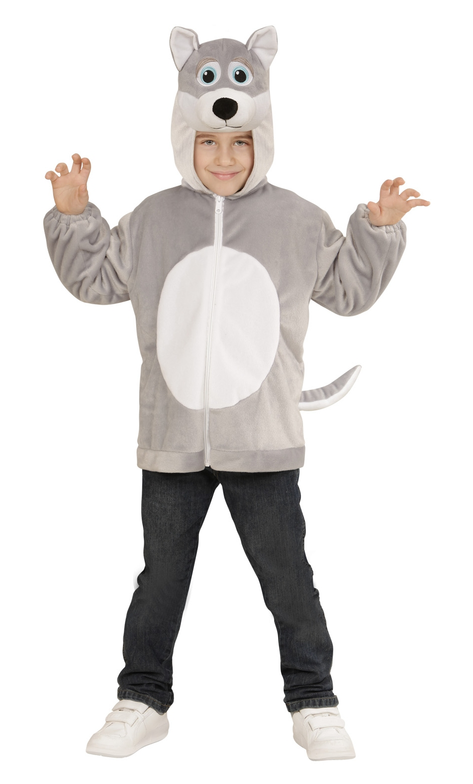 Sweat de loup enfant