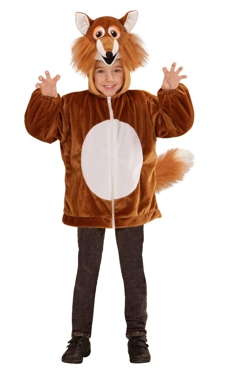 Sweat de renard enfant