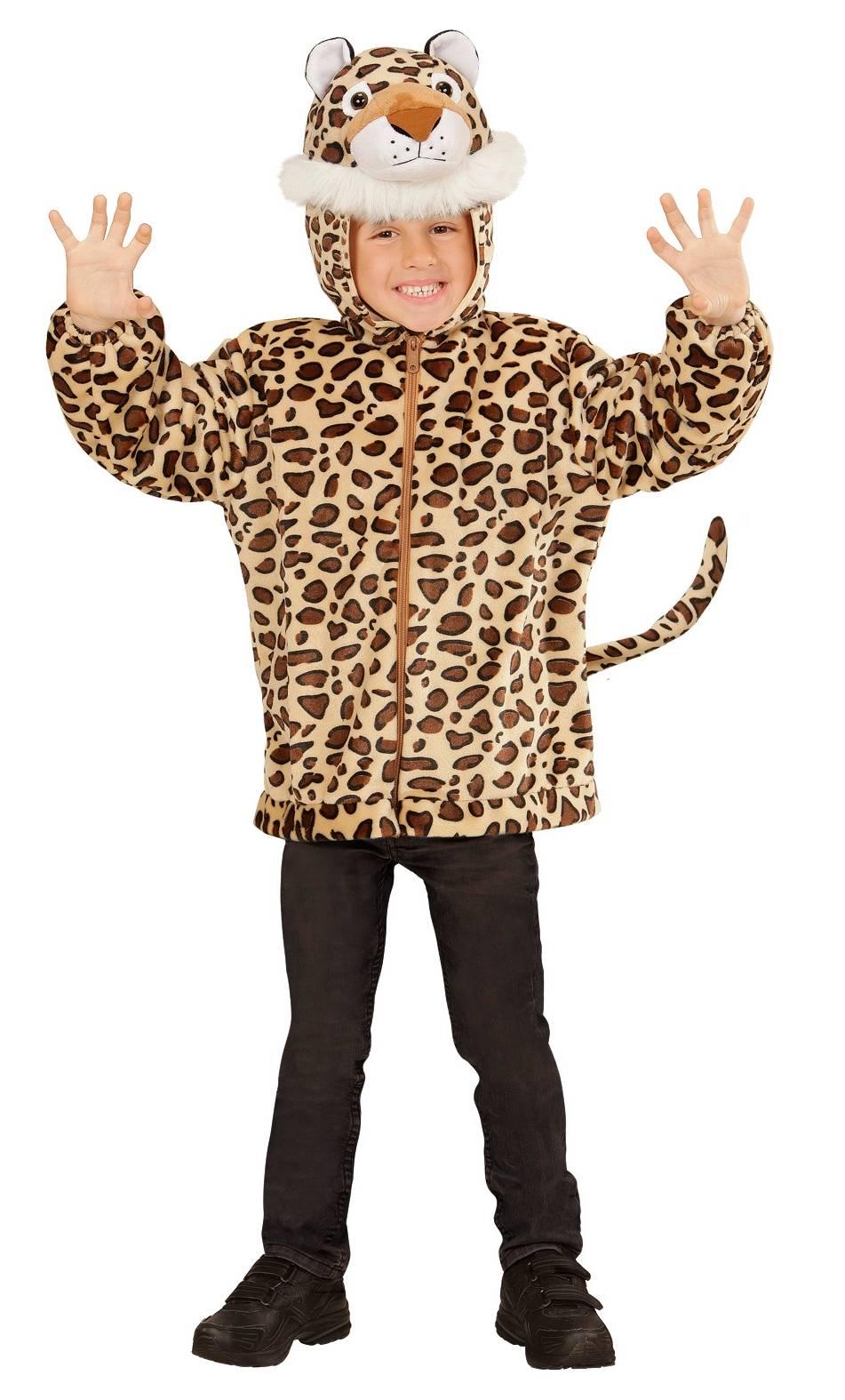 Costume de léopard enfant