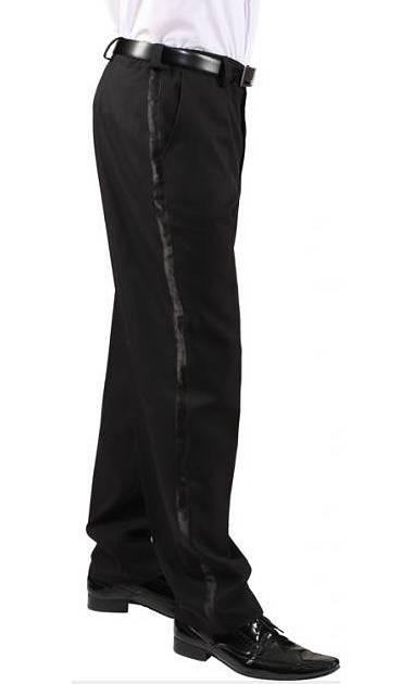 Pantalon-Queue-de-Pie-Homme-Grande-Taille