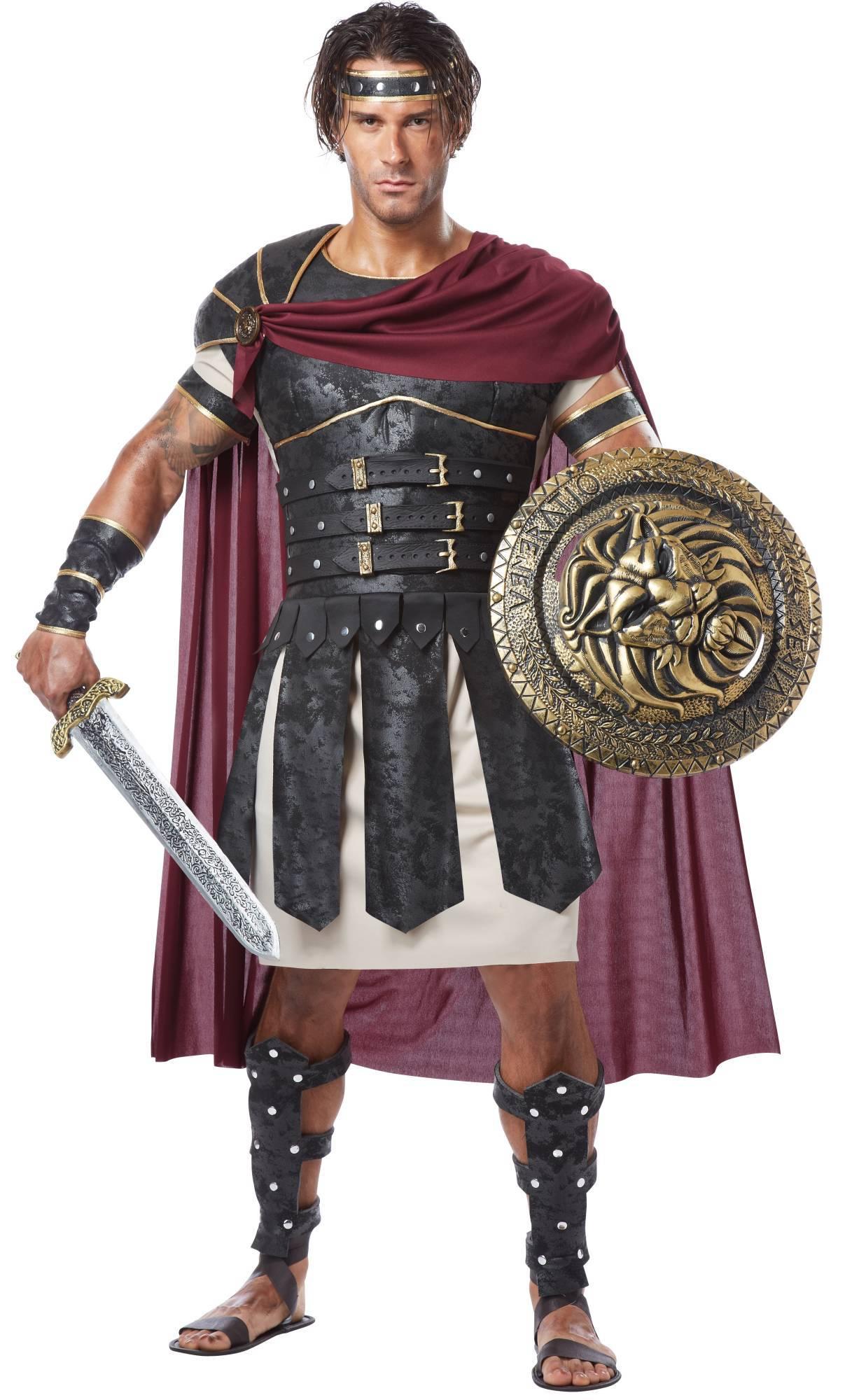Costume de centurion ou de gladiateur