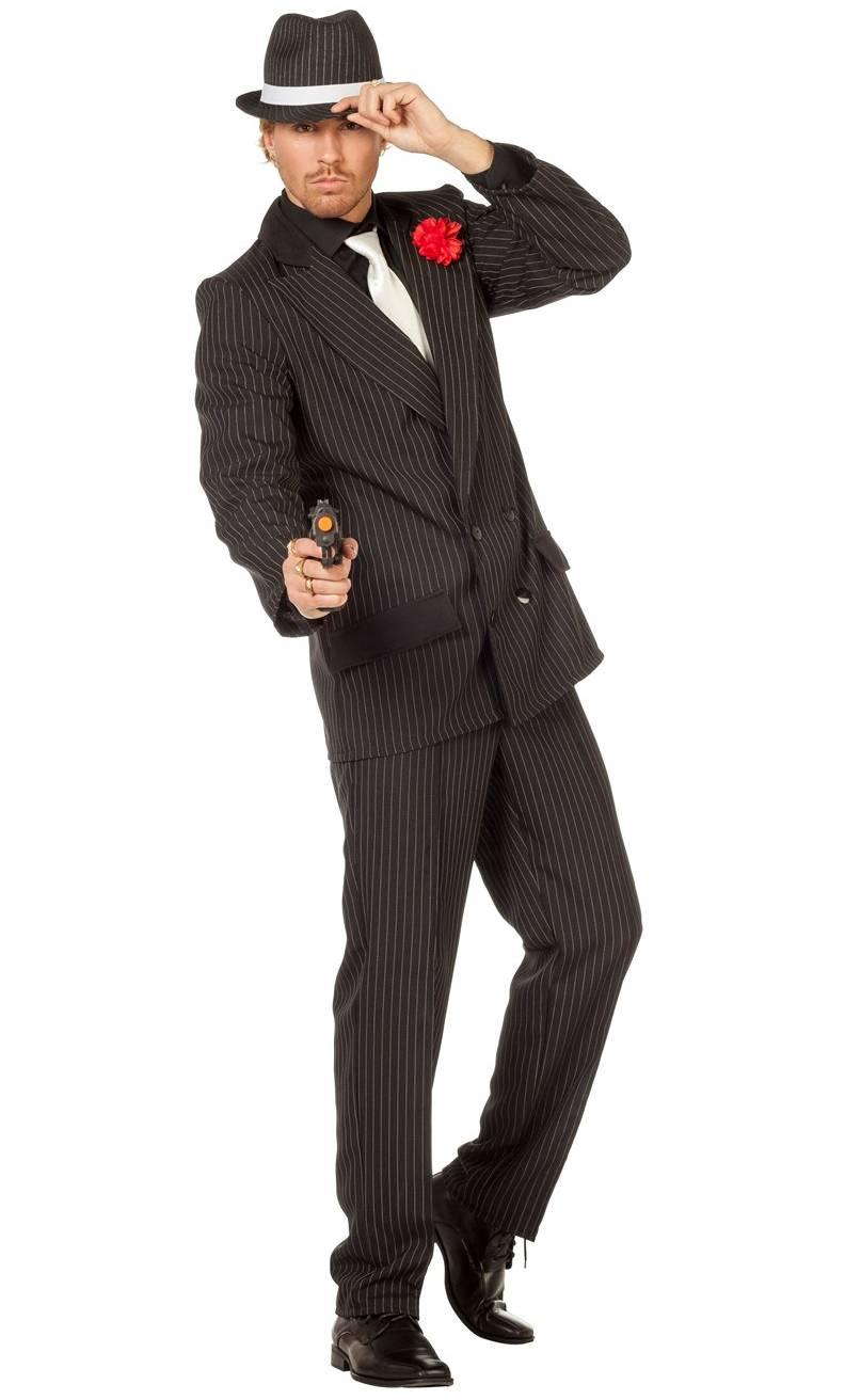 Déguisement-gangster