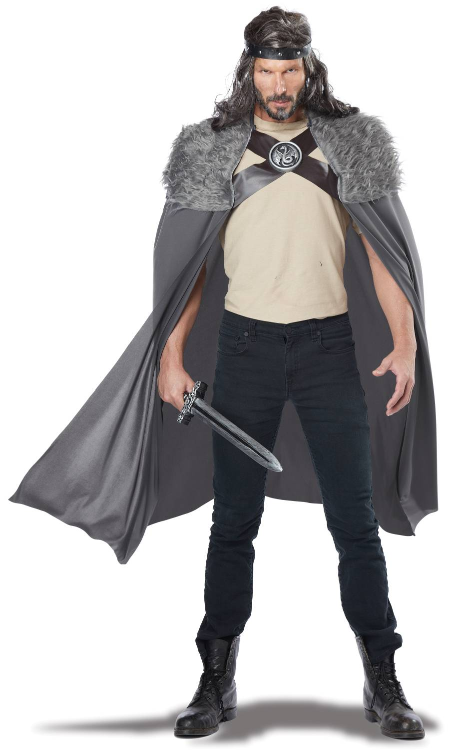 Costume-Cape-Viking