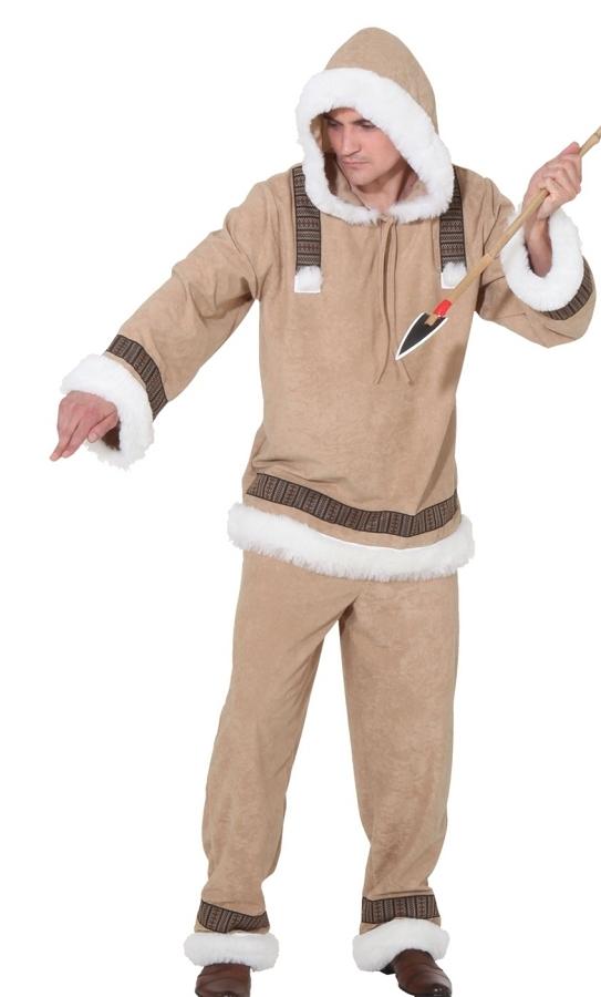 Costume-esquimau-homme-XL-XXL