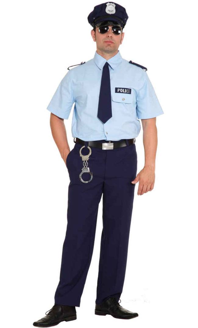 Costume-policier-homme-XL