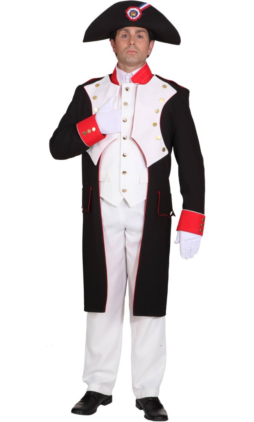 Veste-Napoléon-Grande-Taille