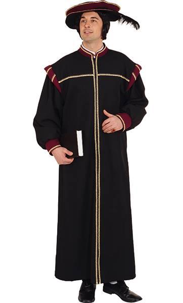 Costume-Médiéval-Conseiller-du-Roi