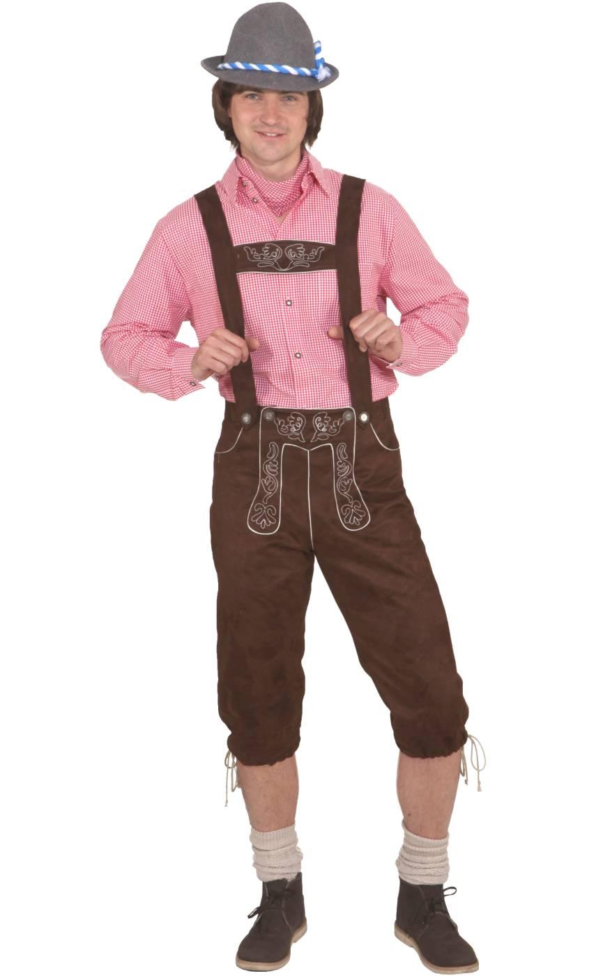 Pantalon-tyrolien