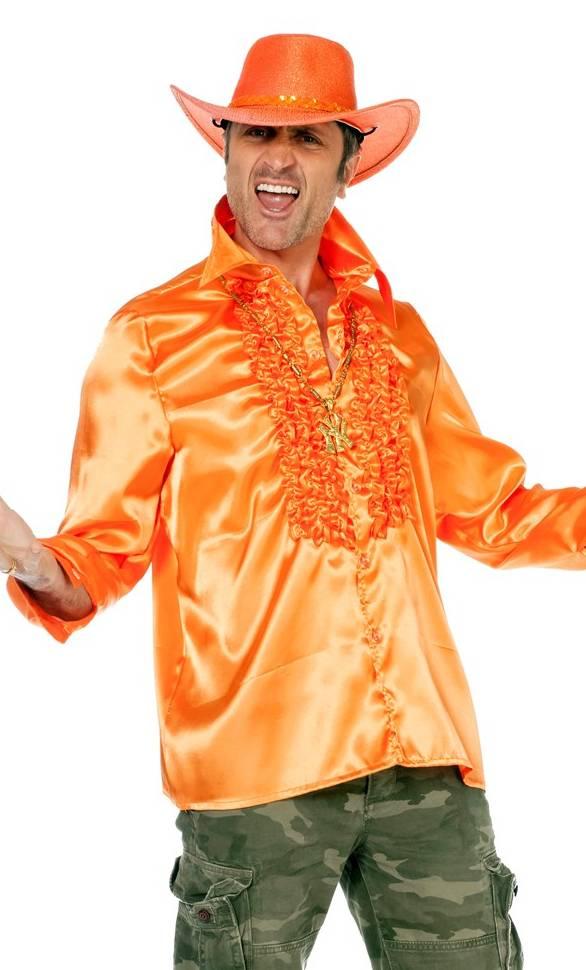 Chemise-Disco-luxe-orange