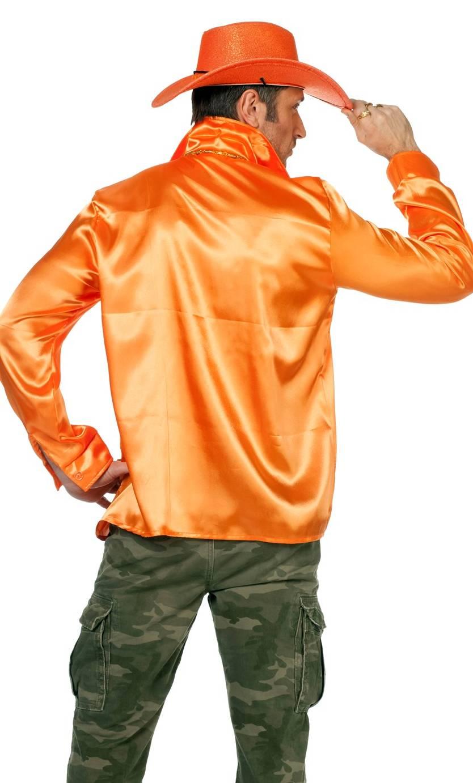Chemise-Disco-luxe-orange-2