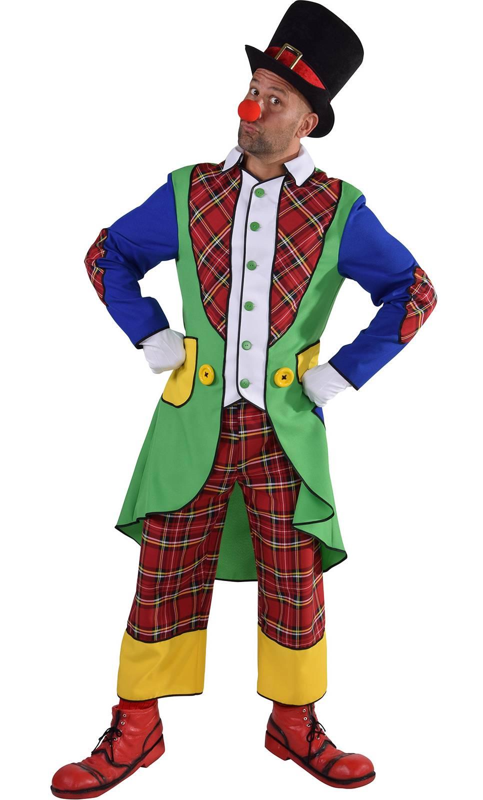 Clown homme xl - xxl