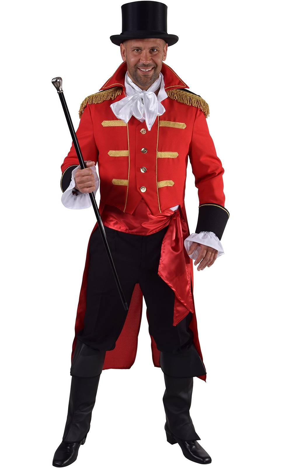 Costume de monsieur loyal grande taille
