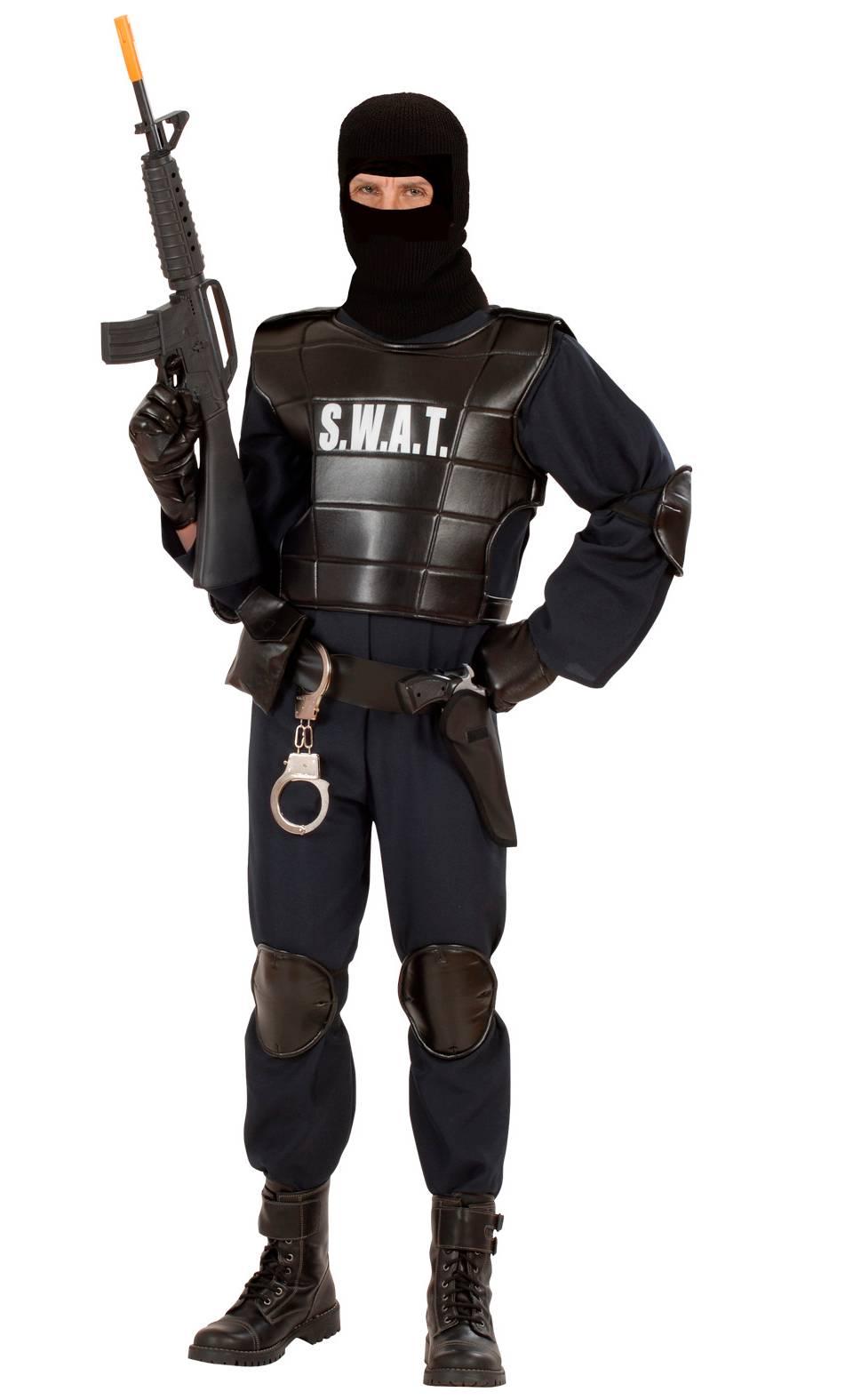 Costume-de-Commando-Swat