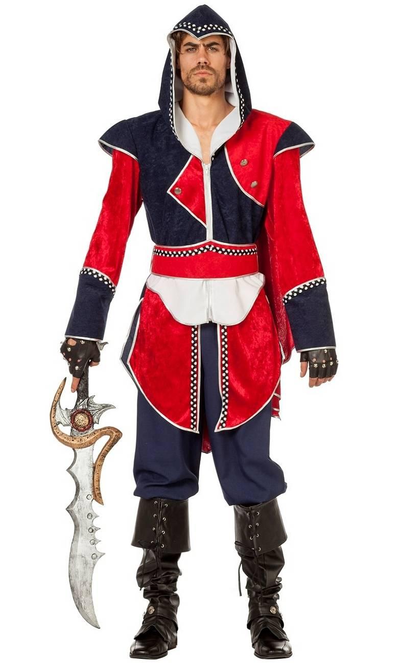 Costume-Assassin-grande-taille