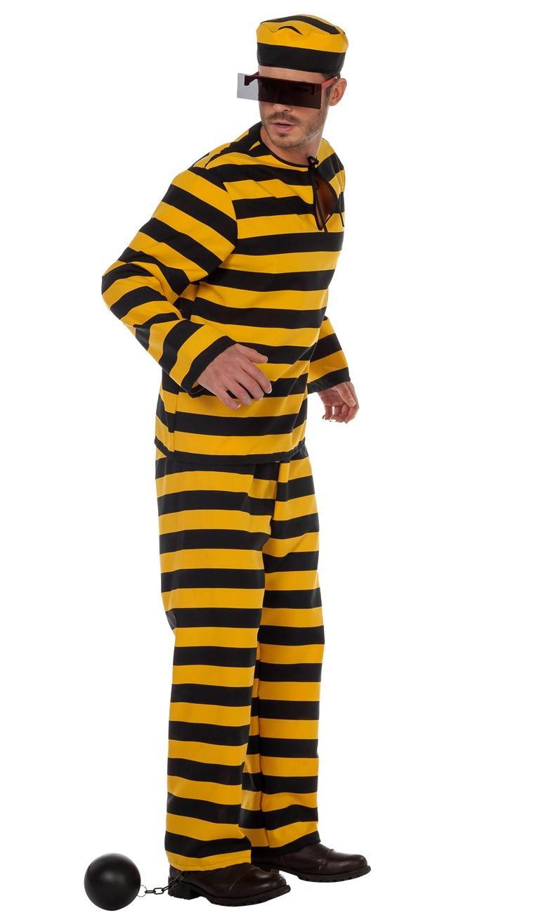 Costume-Prisonnier-jaune-et-noir-grandes-tailles-3