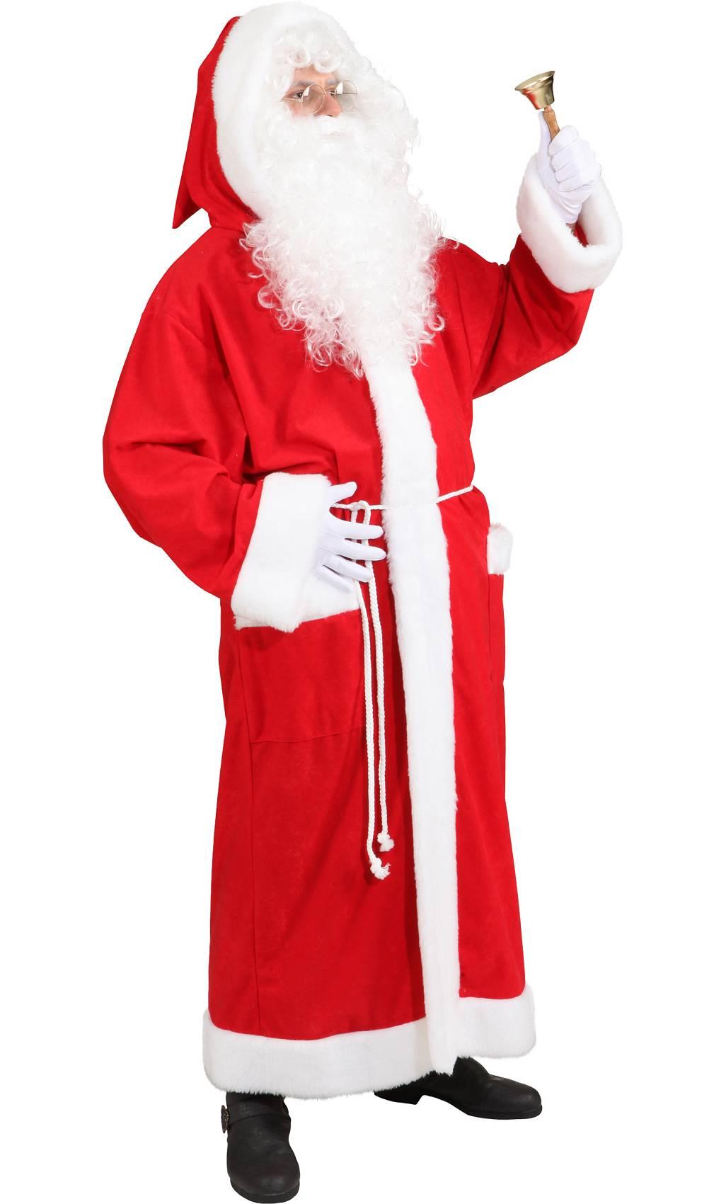 Manteau-de-Père-Noël-Houppelande