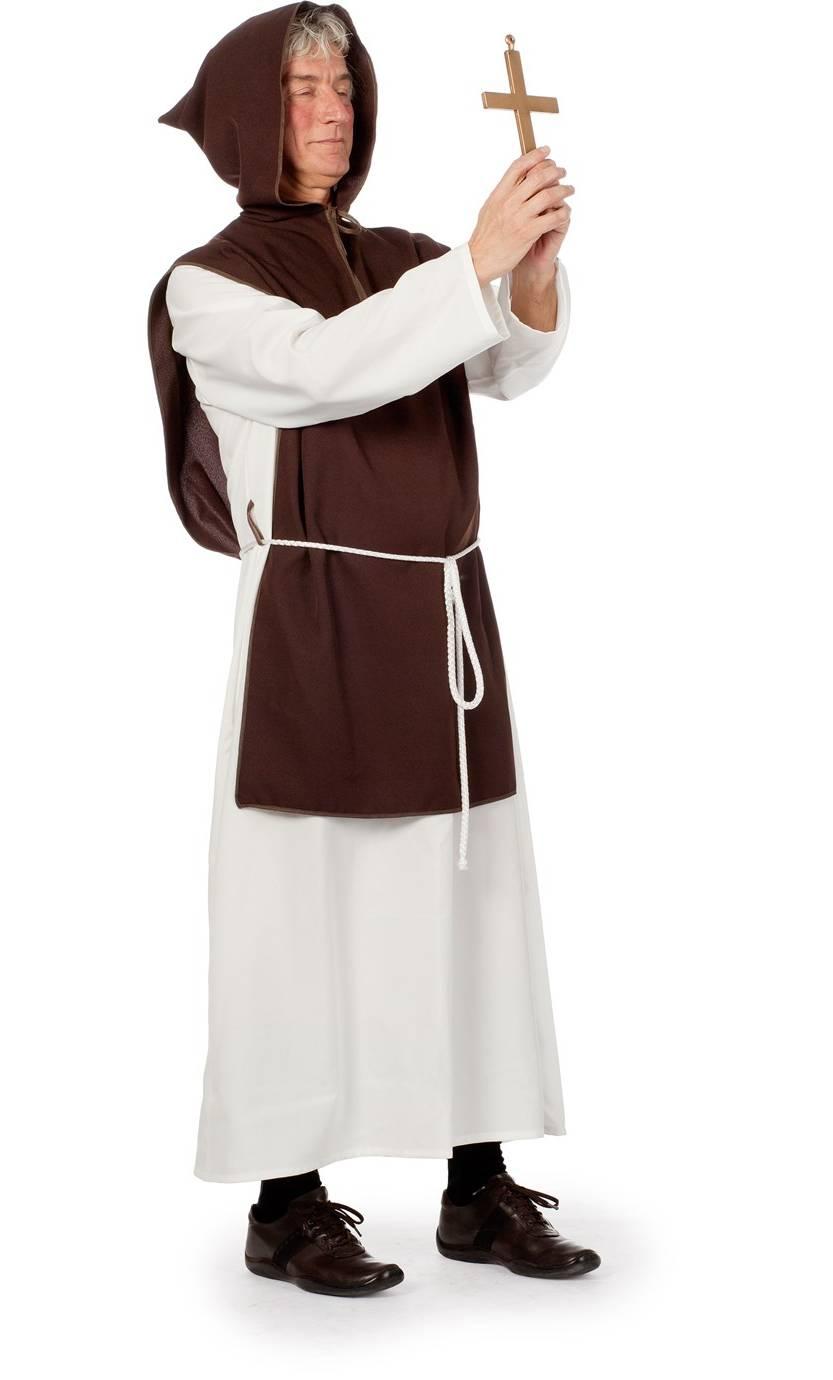 Costume-de-moine-médiéval