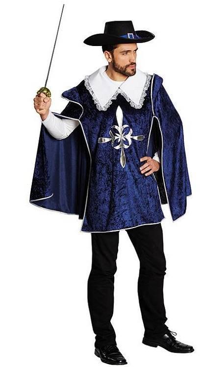 Costume-de-mousquetaire-Grande-taille